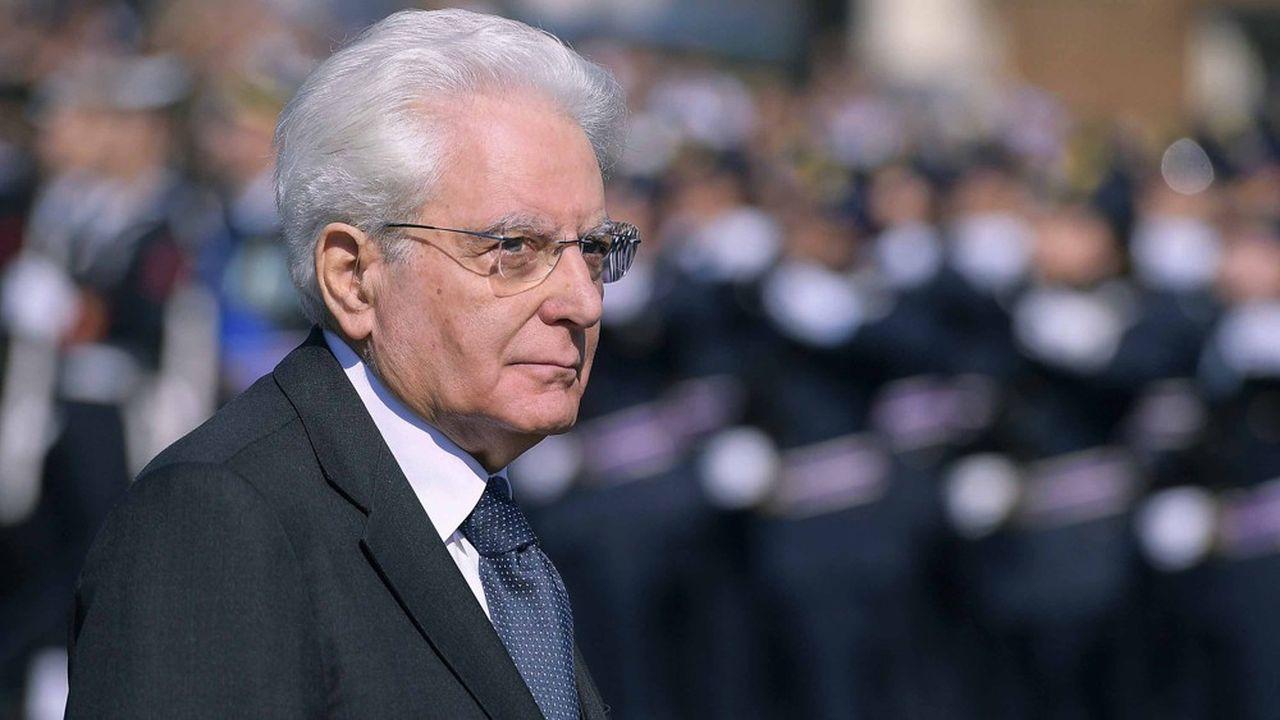 Le président de la République italienne, Sergio Mattarella, va chercher un gouvernement susceptible d'éviter un retour aux urnes.