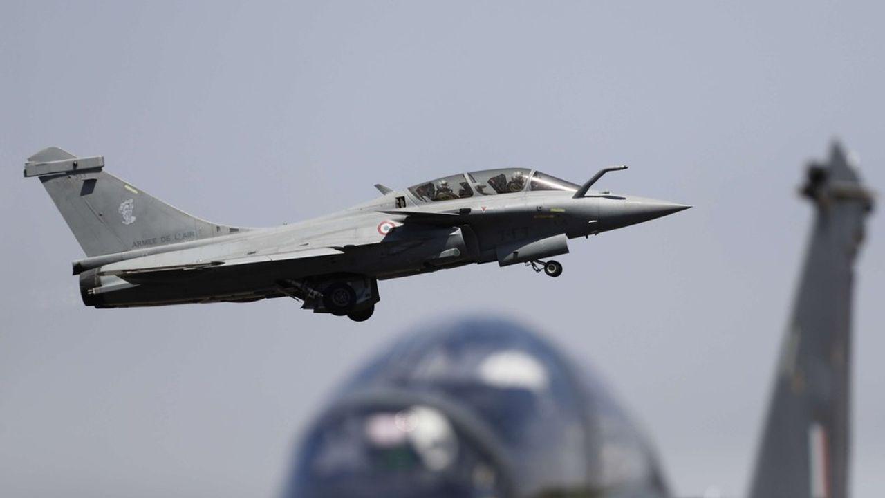 L'Inde a commandé 36 avions Rafale en 2016, un nombre insuffisant pour l'Armée de l'Air.