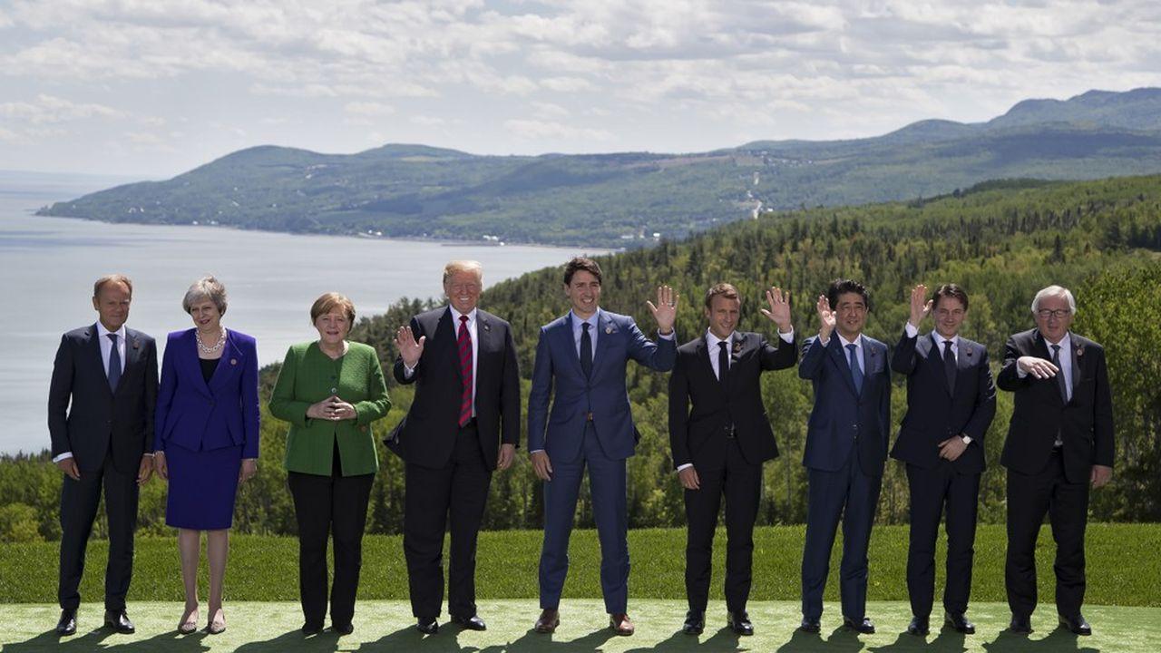 Un avion officiel iranien atterrit à Biarritz où se tient le G7