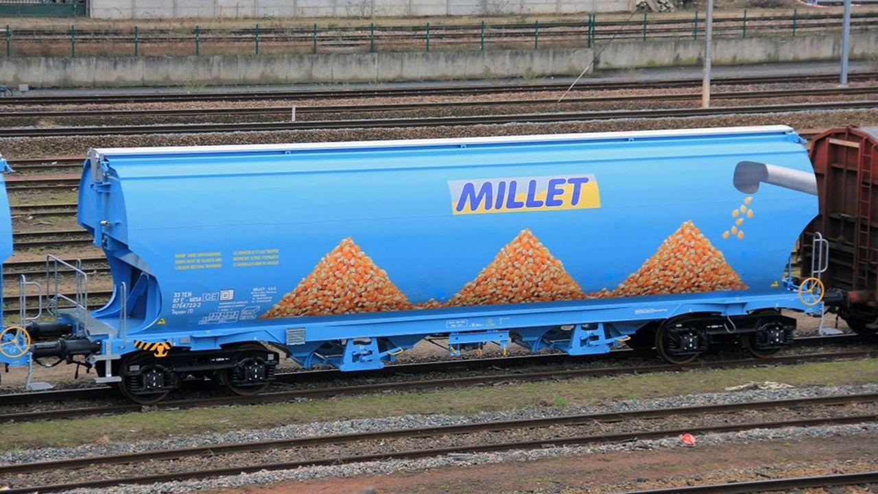 Le groupe Millet reprend le constructeur ferroviaire Titagarh Wagons AFR