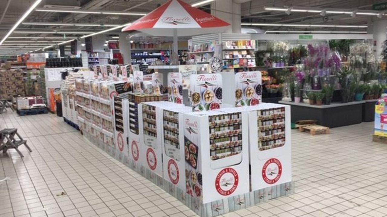 Ital Passion propose aujourd'hui plus de 300 références, disponibles dans les rayons des grandes surfaces alimentaires en France.