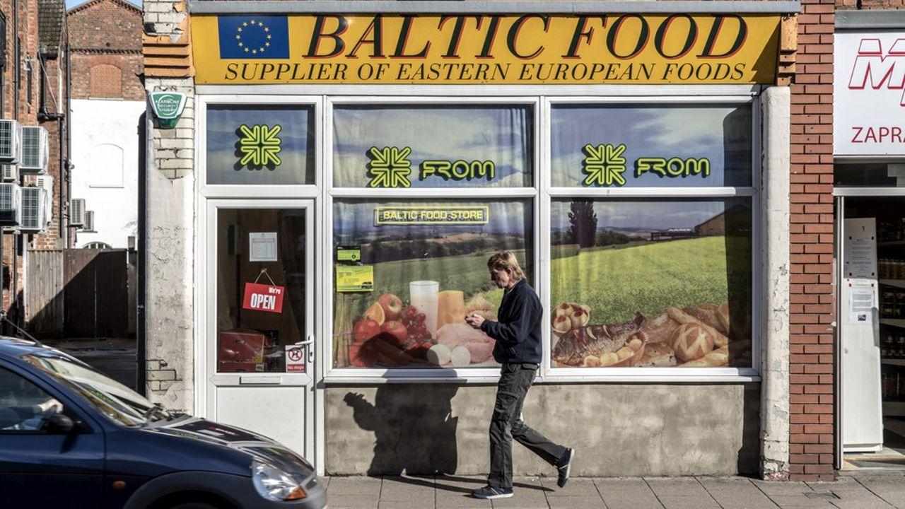 Ce sont surtout les Européens de l'Est qui boudent le Royaume-Uni, faisant peser sur le pays des craintes quant à la main-d'oeuvre disponible