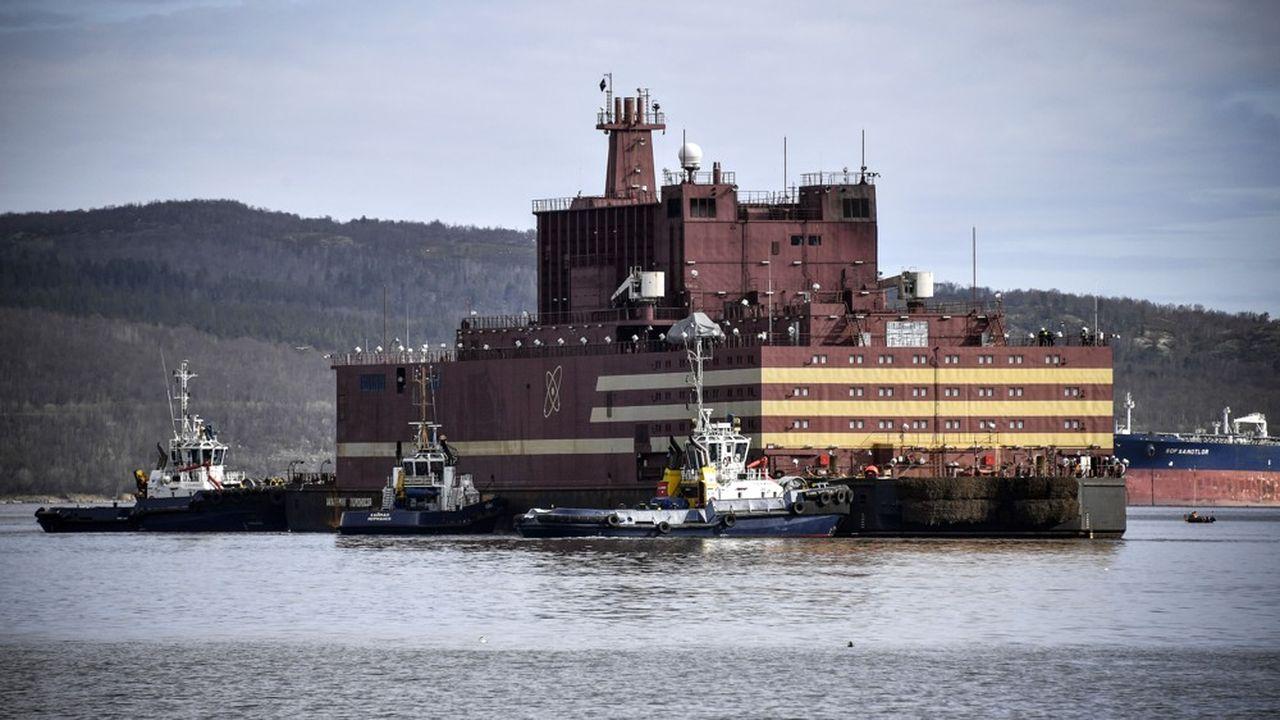 L'Akademik Lomonossov remplacera une centrale nucléaire, bien terrestre celle-ci, et une centrale à charbon, obsolètes.