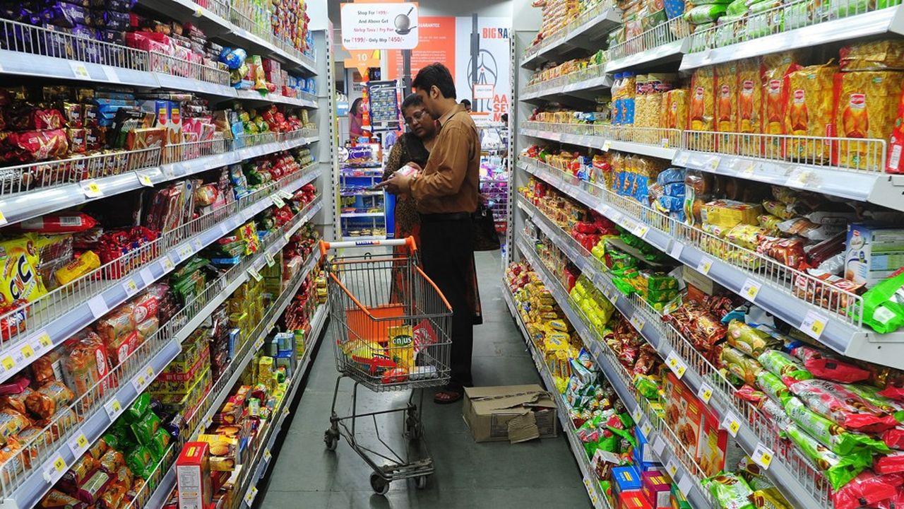 Amazon a pris une petite participation dans Future Retail, un distributeur indien qui exploite 2.000 magasins dont les supermarchés Bazaar.