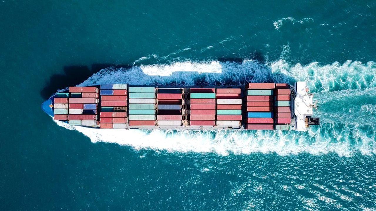 Le transport maritime s'est fixé pour objectif de réduire ses émissions de gaz à effet de serre de 50 %, d'ici 2050.