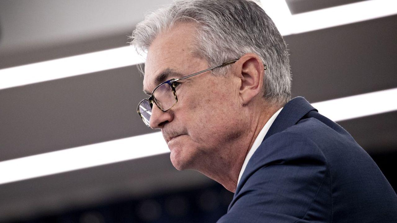 Après la baisse des taux fin juillet, les marchés attendaient vendredi le discours du président de la Fed, Jerome Powell, dans le cadre du symposium économique de Jackson Hole (Montana).