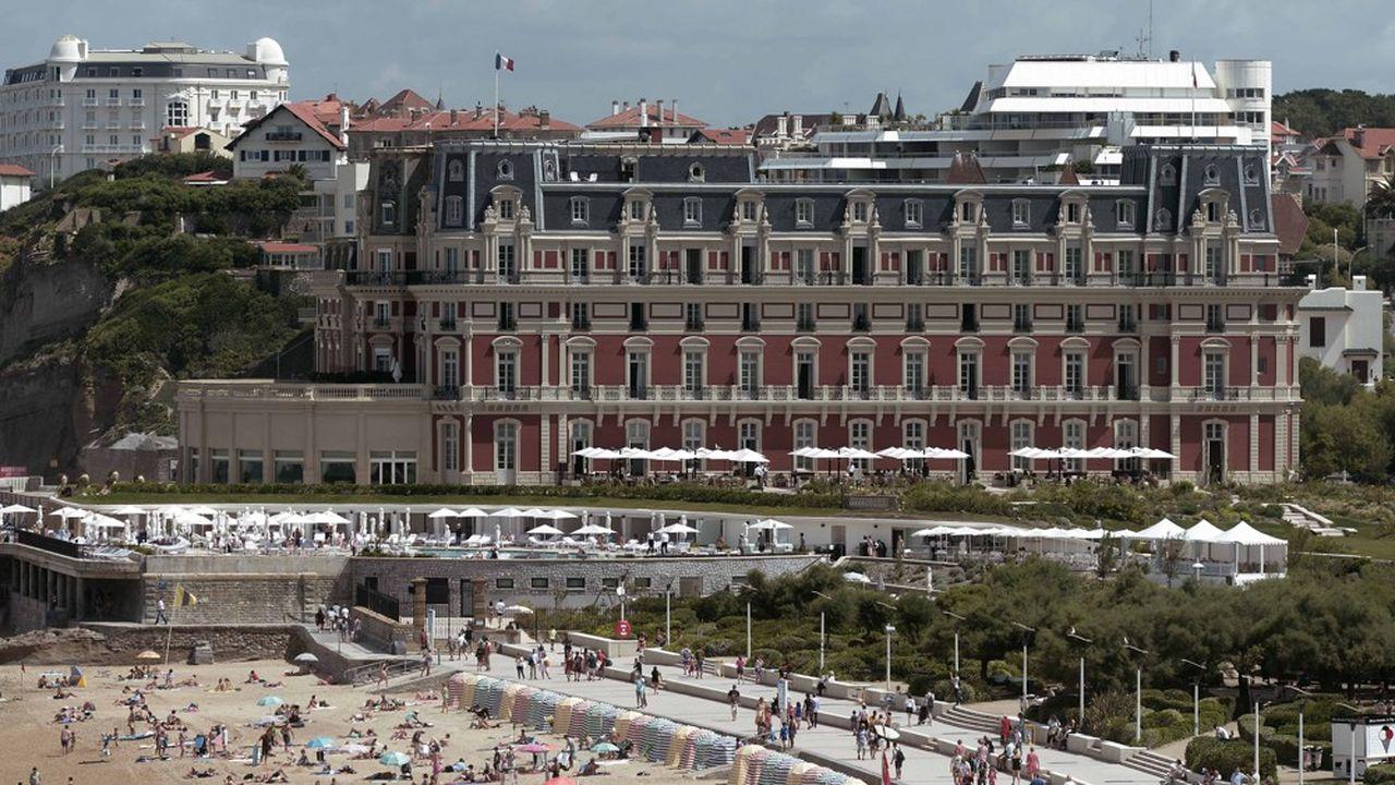 Avec le G7 réuni à Biarritz, c'est toute la côte basque qui est sous cloche.