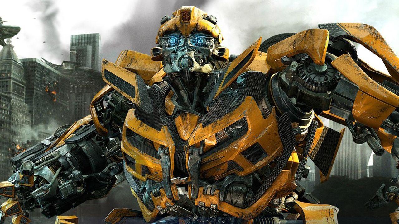 La série des Transformers est l'une des réussites de Hasbro, qui s'est allié pour l'occasion à Paramount.