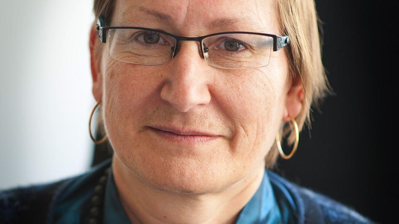 Chantal Gascuel, directrice de recherche.