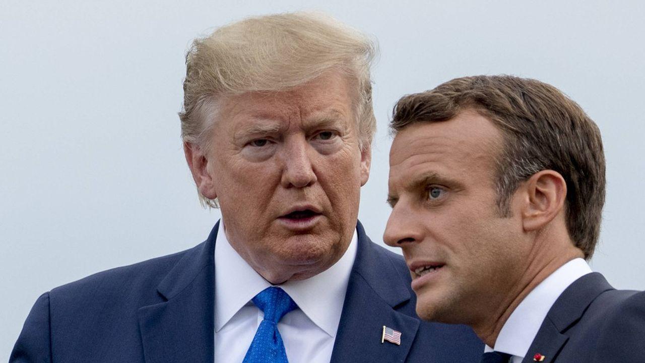A Biarritz, les discussions s'accélèrent pour parvenir à un compromis sur la taxation des multinationales dont la réforme est en cours d'élaboration au sein de l'OCDE.
