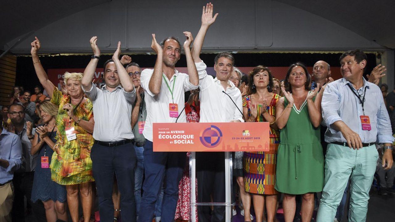 Le RIP sur la privatisation d'ADP fait partie des «combats communs à gauche», souligne Laura Slimani, conseillère municipale de Rouen et soutien de Benoît Hamon.