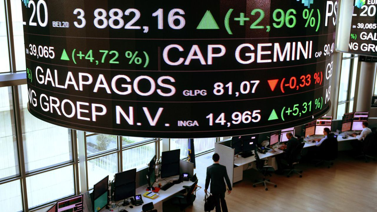 Les bourses européennes résistent ce lundi après avoir accusé le coup vendredi