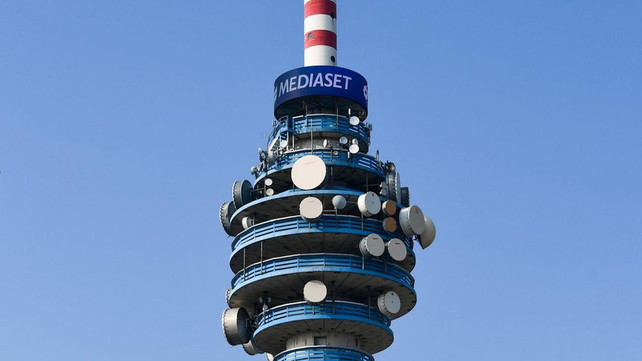 La création d'un holding néerlandais regroupant les activités de télévision italienne et espagnole du groupe réduirait les droits pour les actionnaires autres que la famille Berlusconi.
