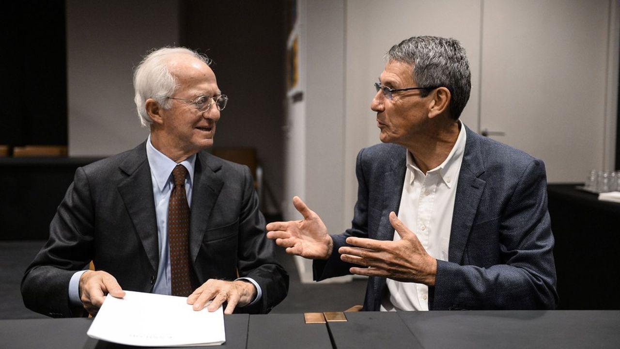 En mai, à la veille de l'assemblée générale du groupe, Leonardo Del Vecchio et Hubert Sagnières, vice-PDG délégué d'EssilorLuxottica, ont enterré la hache de guerre. Mais un fonds activiste pourrait de nouveau troubler le jeu.