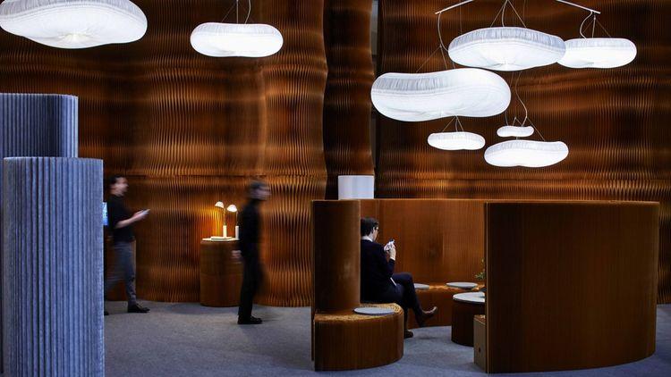 Pas moins de 1.300 mètres carrés seront dédiés à l'espace Work au sein du salon Maison & Objet