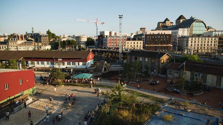 Sinny&Ooko a également créé un campus et un incubateur de tiers-lieux à la Cité Fertile à Pantin.