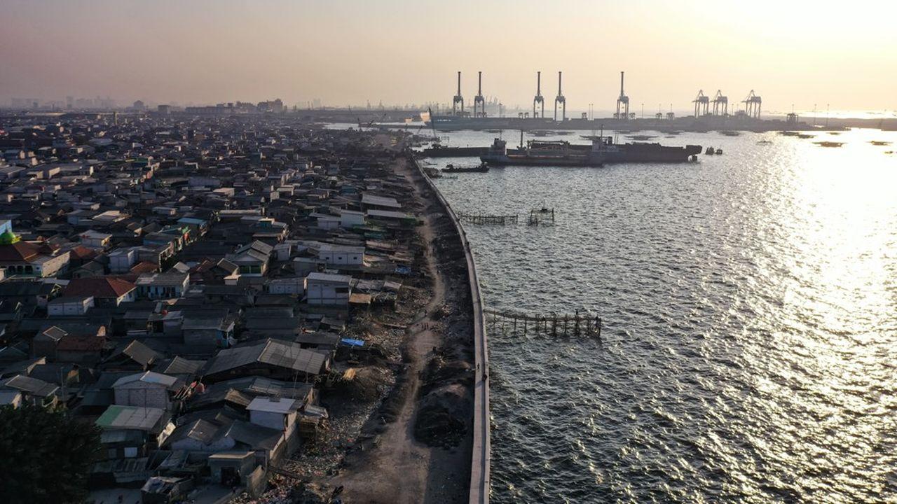 Le projet, pharaonique, pourrait durer une décennie selon le ministère indonésien de la planification.