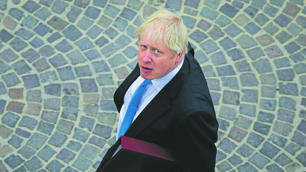 Le Premier ministre britannique, Boris Johnson , fait monter la pression autour des conséquences d'un Brexit sans accord.