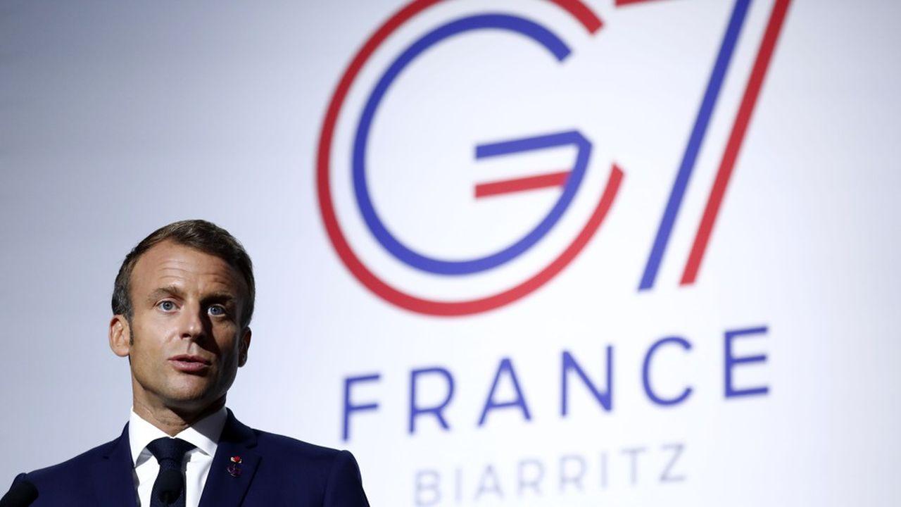 Si Emmanuel Macron peut se féliciter du succès du G7, il doit encore démontrer son utilité aux Français