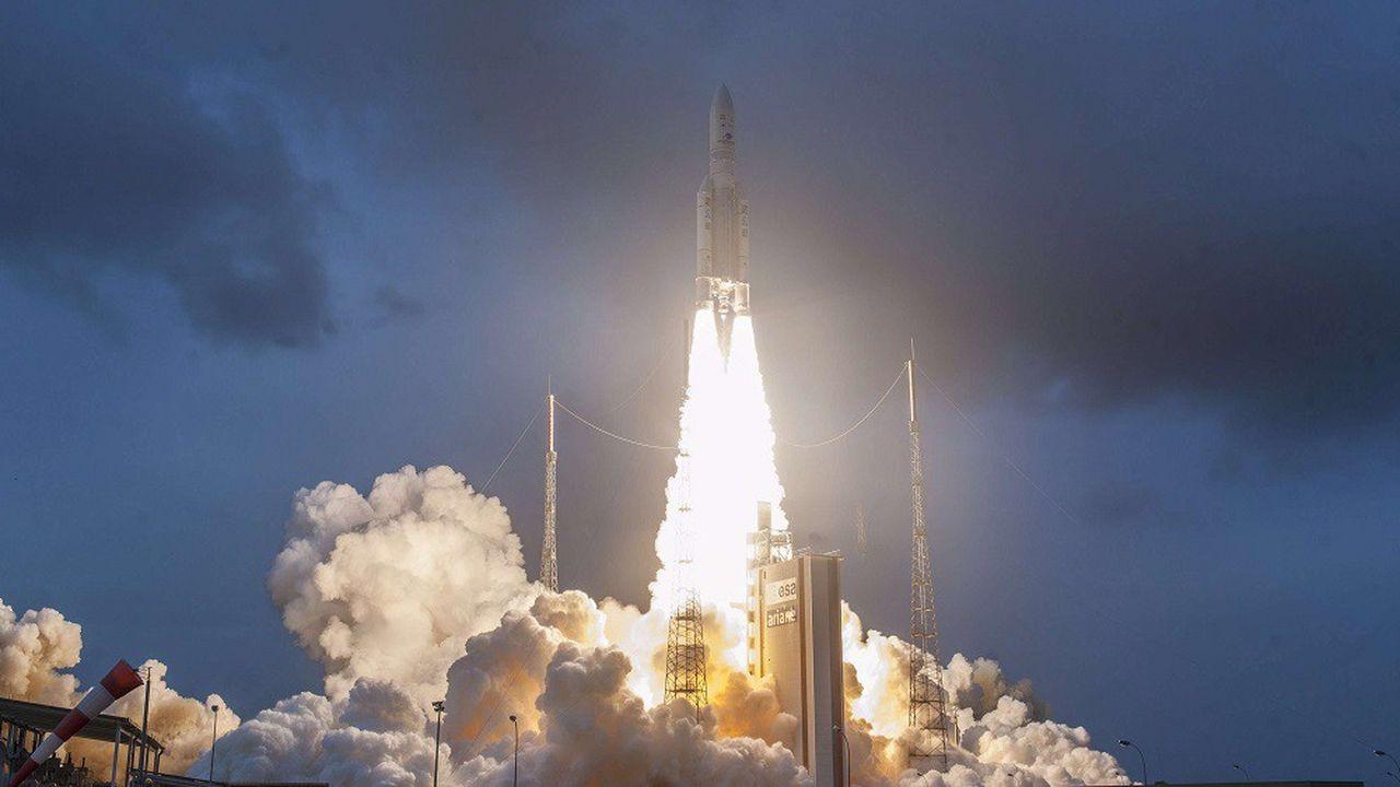 SpaceX perd un client au profit d'Arianespace