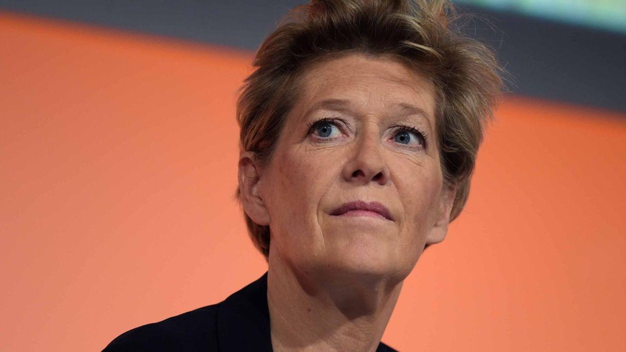 Fabienne Dulac, la patronne d'Orange France, a passé des accords avec M6 et TF1 pour rémunérer les services à valeur ajoutée des chaînes (replay, start-over, exclusivités…).