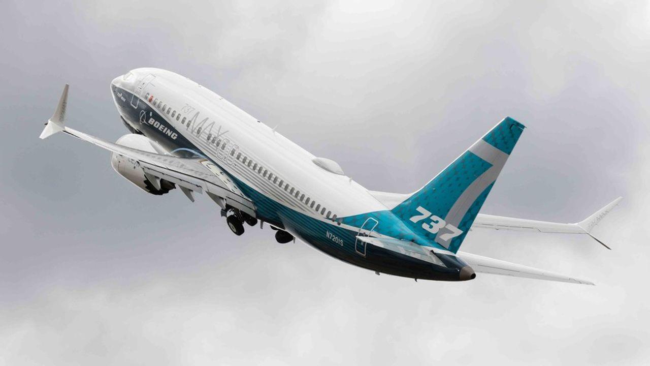 Depuis le mois de mars dernier aucun 737 MAX n'a le droit de