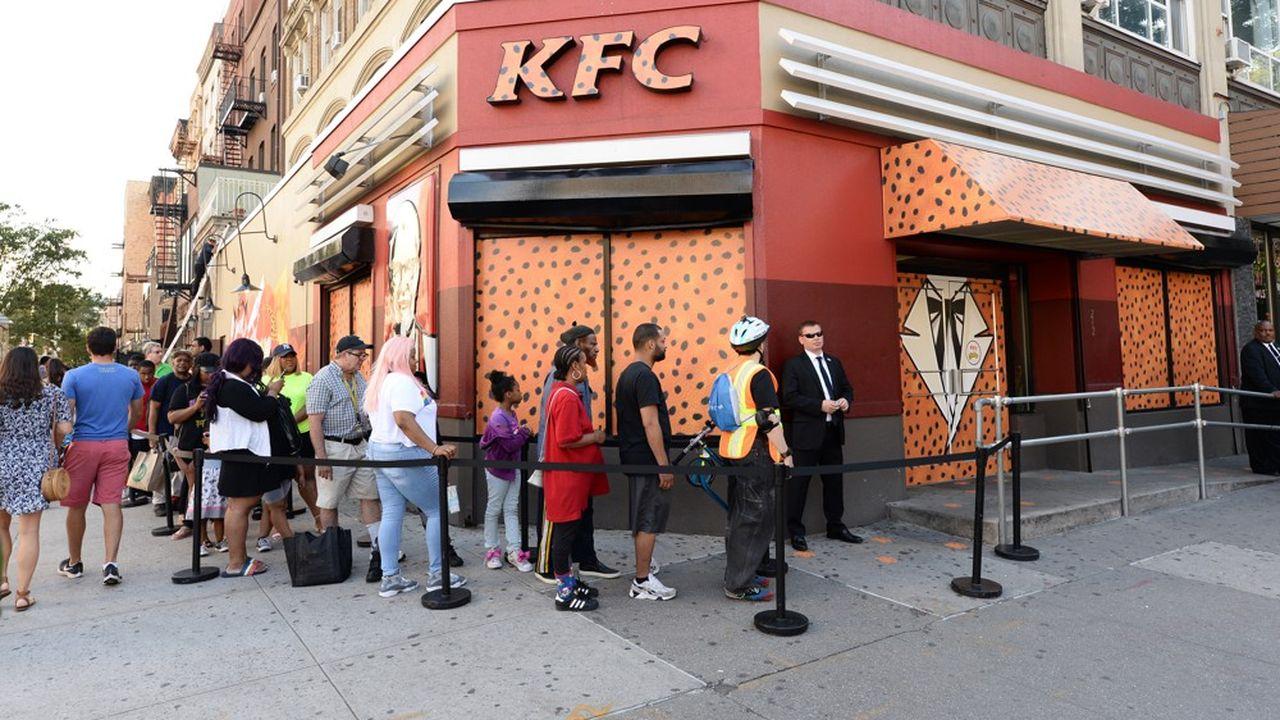 Si le test est concluant, KFC, élargira l'offre à l'ensemble des Etats-Unis
