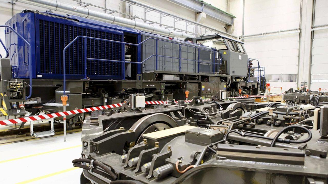 Ferroviaire : le chinois CRRC en passe de mettre un pied en Allemagne