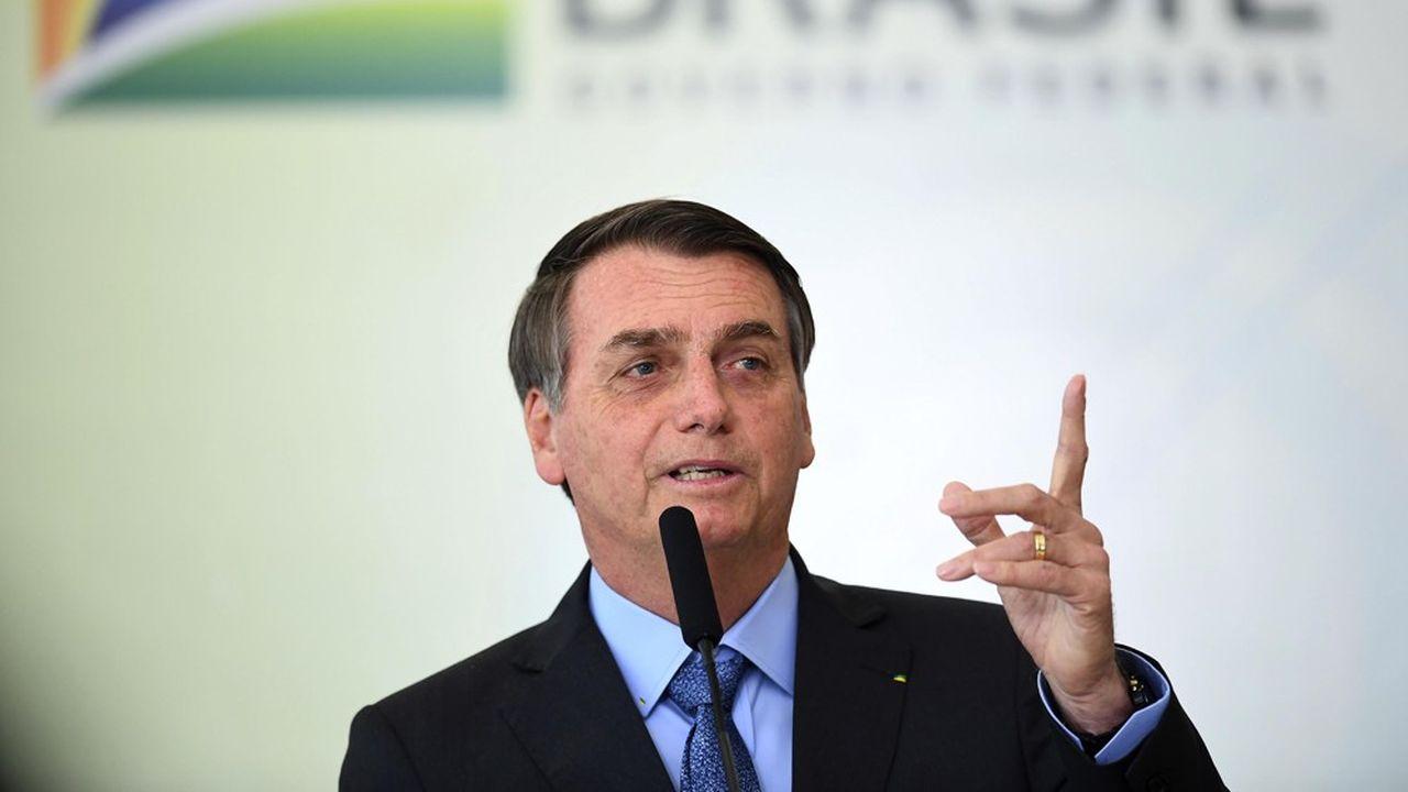 La réaction anti-française du président brésilien Jair Bolsonaro sur la question de l'aide internationale à l'Amazonie a été d'autant plus cinglante qu'elle est intervenue après plusieurs jours d'attaques musclées et d'insultes entre Biarritz et Brasilia.