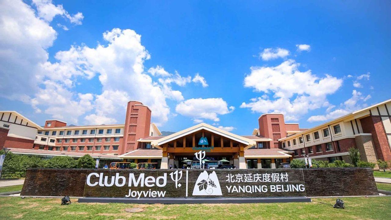 L'ouverture début juillet du Club Med Joyview de Yanqing (notre photo), une bourgade à une heure et de demie de route de Pékin, est une nouvelle illustration de l'expansion de l'opérateur touristique français en Chine, son deuxième marché depuis quelques années. Il s'agit de sa septième unité dans le pays et le troisième sous le concept «Joyview». Deuxième marché de Club Med en nombre de clients, la Chine l'est aussi en nombre d'implantations.