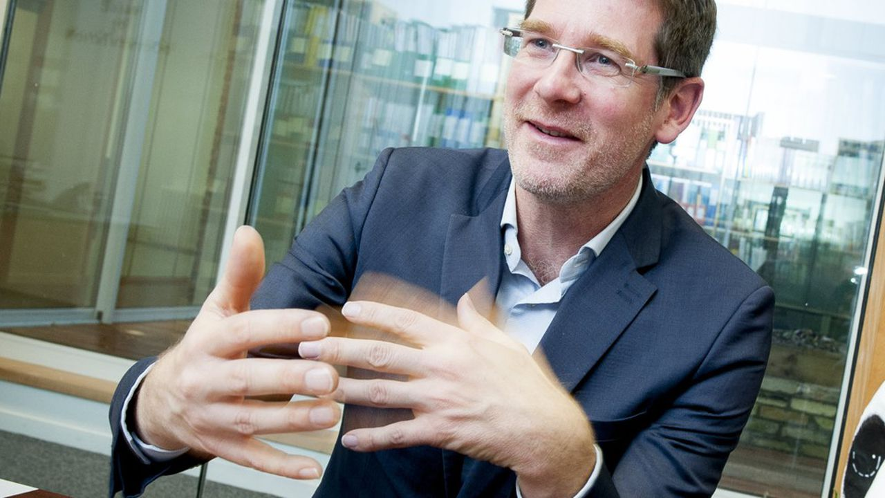 Pascal Canfin, député européen élu sur la liste LREM et président de la commission Environnement à Bruxelles.