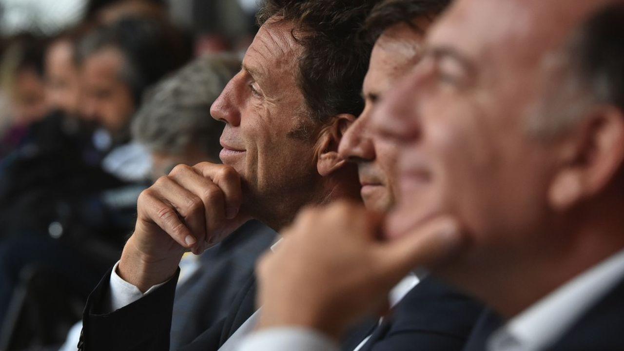 A la différence de son prédécesseur Pierre Gattaz, Geoffroy Roux de Bézieux a choisi de limiter ses prises de parole.