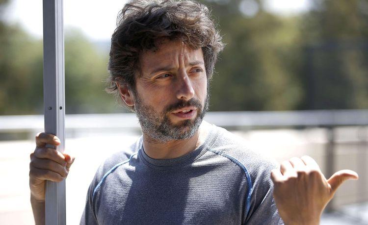 Ingénieur dans l'âme, Sergey Brin est intimement persuadé que la technologie peut rendre le monde meilleur