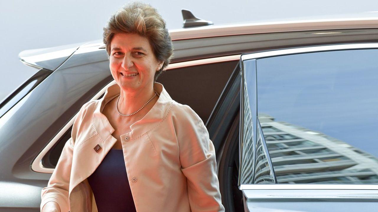 Sylvie Goulard a notamment été conseillère politique de l'ancien président de la Commission Romano Prodi entre2001 et2004