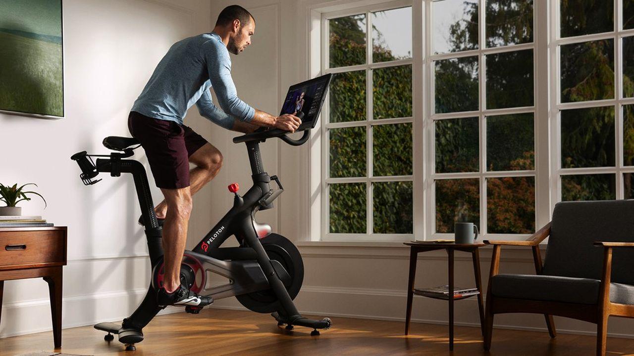 Fondé en 2012 par un ancien président de la chaîne de librairies Barnes & Noble, Peloton commercialise depuis 2014 un vélo d'entraînement vendu entre 2.000 et 4.500dollars.