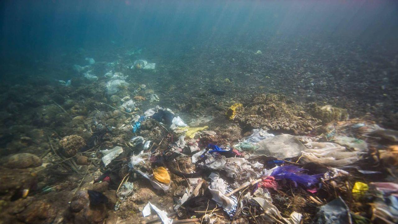 D'ici à 2030, la production de déchets plastiques augmenterait de plus de 40 % d'après le WWF