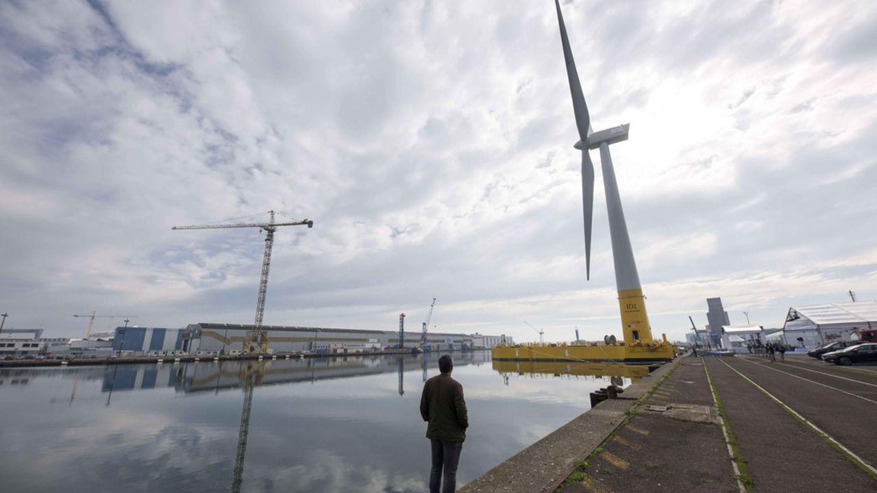 Depuis l'acquisition du Belge Smulders en 2013, Eiffage a fait de l'éolien le socle de sa filiale de construction métallique et y réalise tous les ans au moins la moitié de ses 800millions de chiffre d'affaires. Après avoir remporté en mai2019 son premier contrat hors d'Europe, pour un parc offshore à Taiwan, il agagnéavec Saint-Nazaire son premier contrat éolien français.