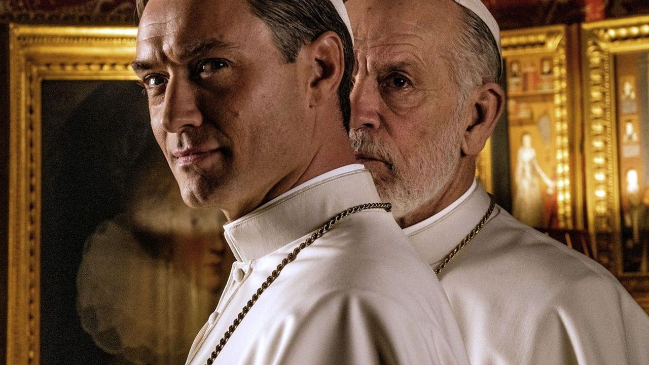«The New Pope» deuxième saison de «The Young Pope».