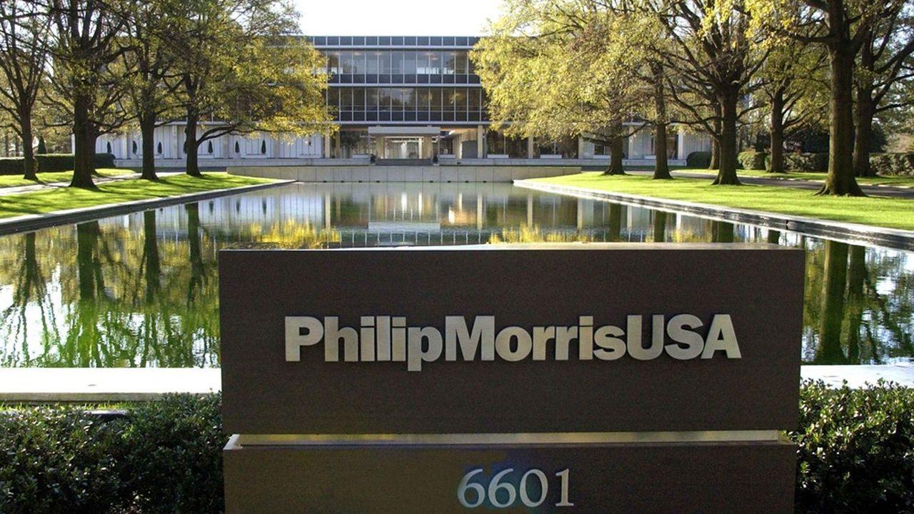 Les investisseurs sont restés sceptiques à l'annonce des discussions en vue d'un rapprochement entre Philip Morris et Altria.