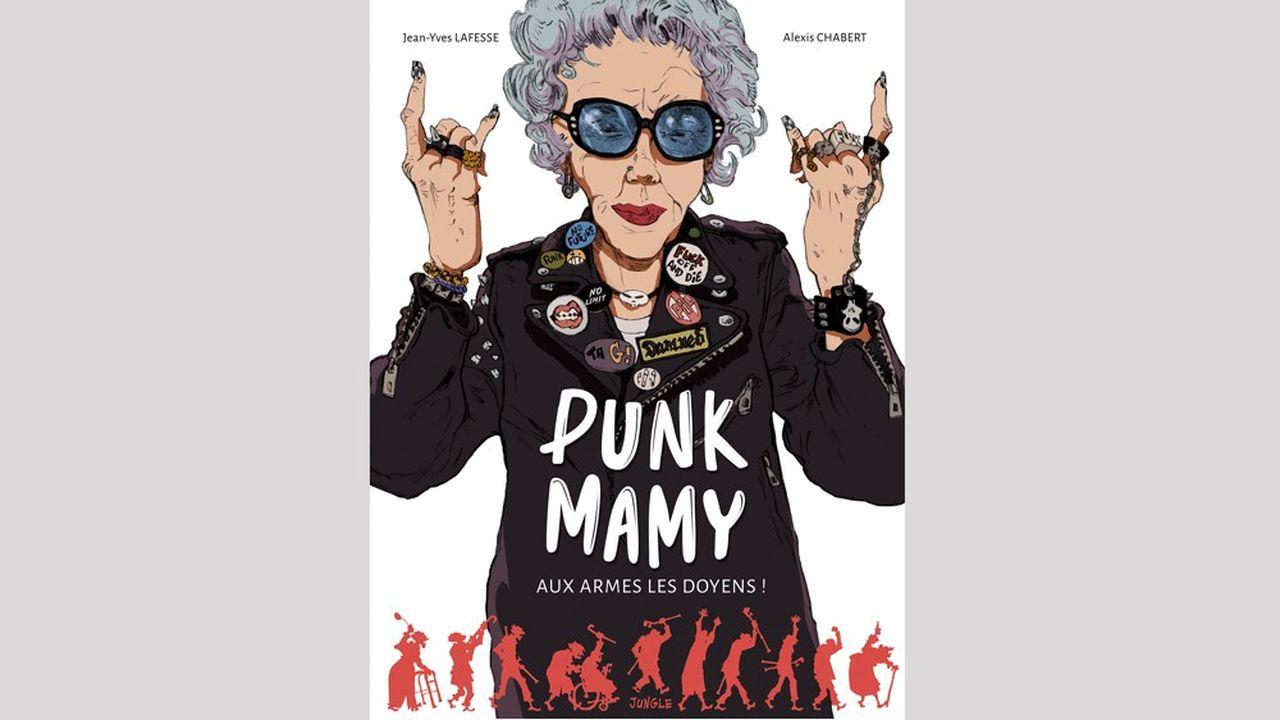 Dans le cadre dunouveau partenariat, Editis va rapprocher sa société Edi8 (pôle illustré, pratique, jeunesse, tourisme…) et la maison d'édition de BD humoristique Jungle, qui a sorti mercredi «Punk Mamy».
