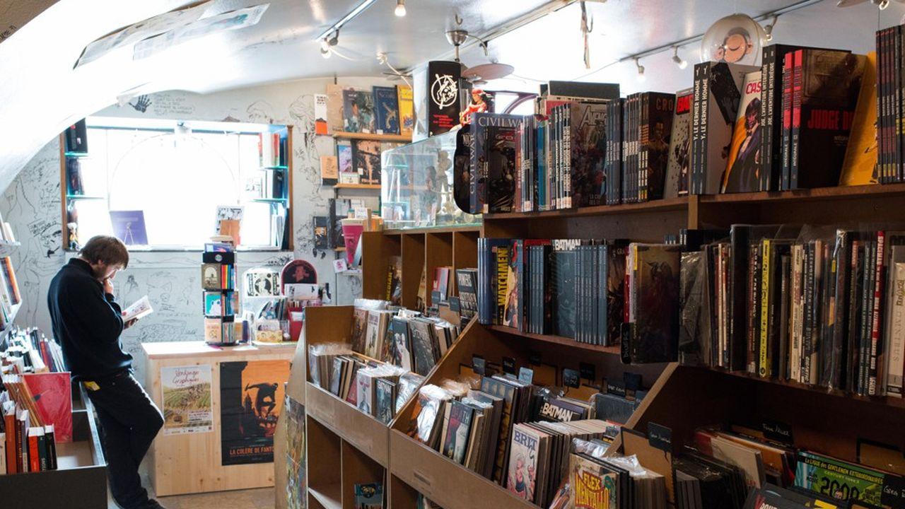 Editis est nouveau sur le secteur de la bande dessinée et souhaite bénéficier de son dynamisme.