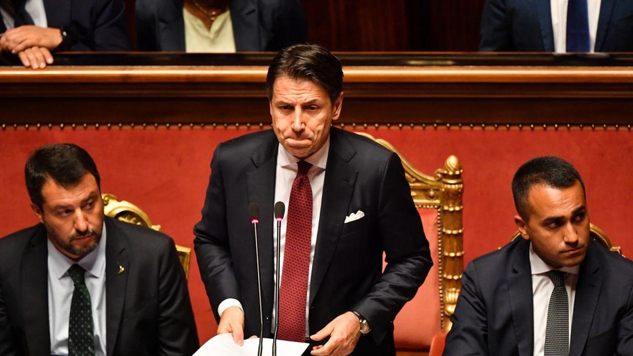 Le maintien à son poste de Guiseppe Conte, considéré comme un proche du M5S, «sera une garantie» pour le Mouvement, a indiqué Luigi Di Maio.
