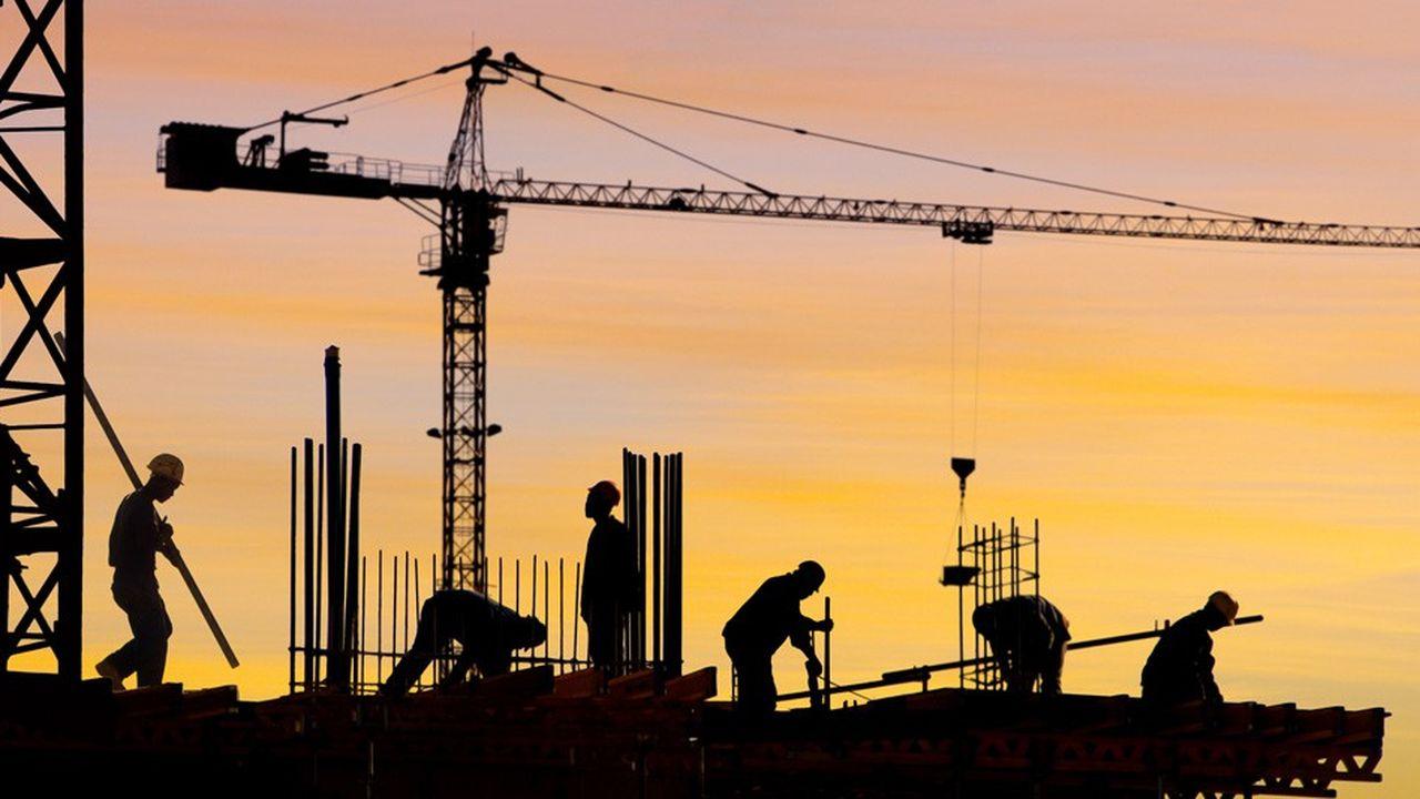 L'Insee a notamment revu à la hausse l'investissement des ménages, qui recouvre les achats immobiliers