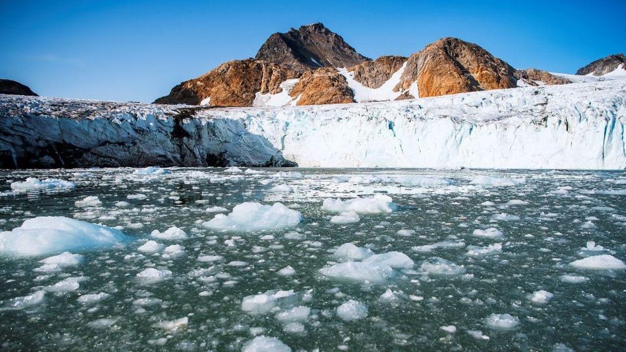 Le rapport des experts de l'ONU prévoit que 30% à 99% du permafrost, couche du sol gelée en théorie toute l'année, fonde d'ici 2100