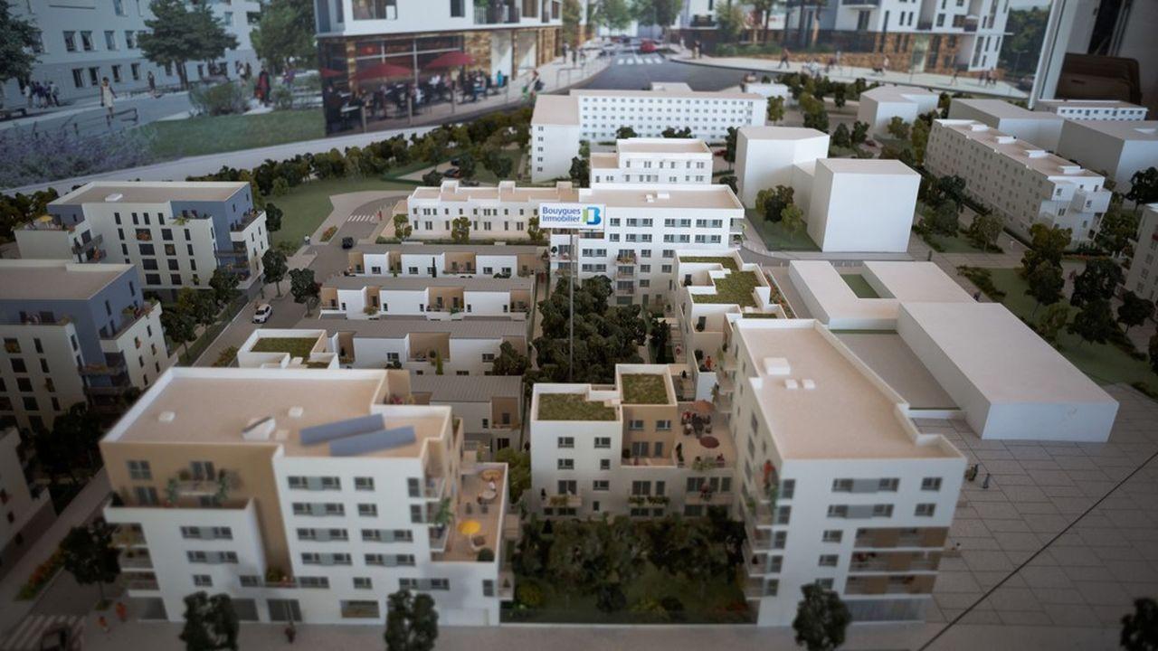 Après le réaménagement du quartier de la Coudraie à Poissy, ou encore un premier éco-quartier à Issy-les-Moulineaux, Bouygues vient de remporter un contrat de 258millions auprès du promoteurAltarea-Cogedim pour construire Issy Coeur de ville, le nouvel écoquartier d'Issy-les-Moulineaux (Hauts-de-Seine).
