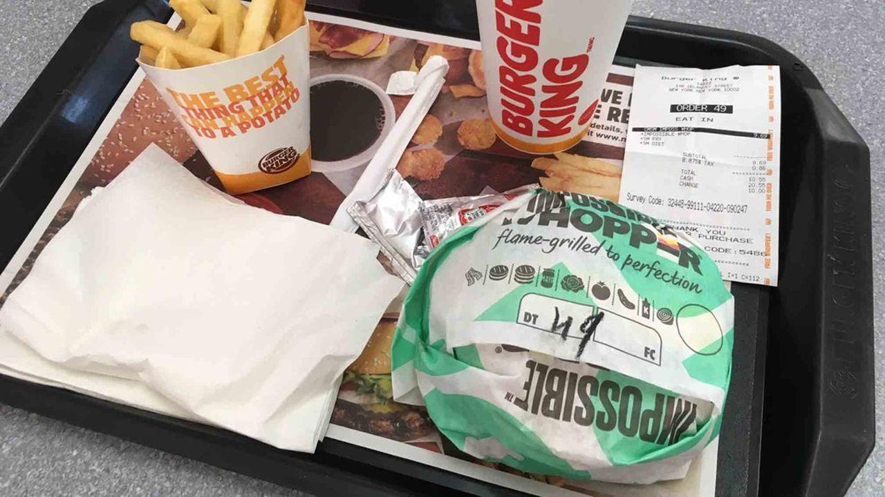 Burger King ou KFC font du «goût» et du «choix» les arguments principaux de cette nouvelle offre, visant la clientèle qui veut manger moins de viande mais reste fidèle à la culture des fast-foods.