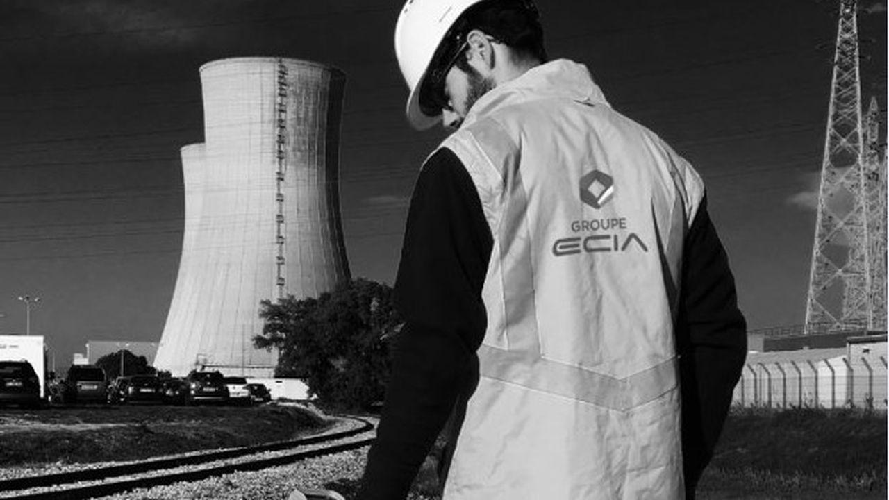 Ecia emploie 200 salariés à travers huit agences.