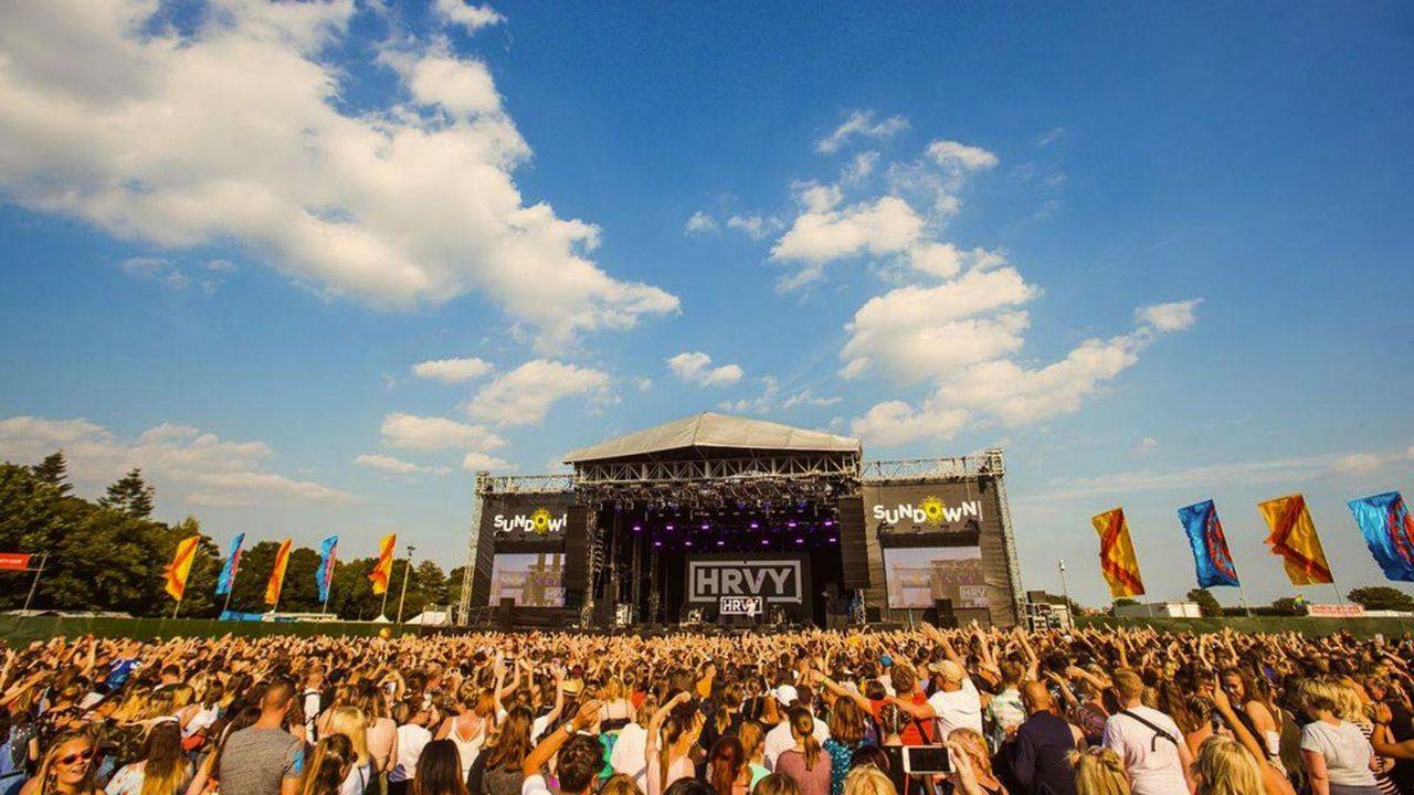 Le Sundown Festival ouvre le 30août à Norwich et est produit par U Live.
