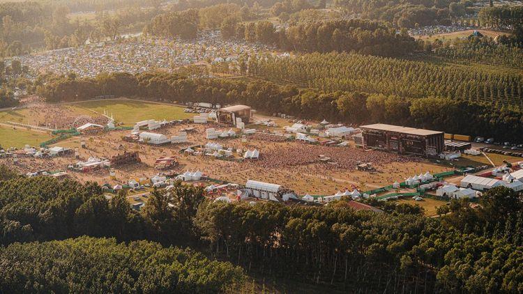 Garorock est le plus gros des festivals rachetés par Vivendi avec 160.000 festivaliers.