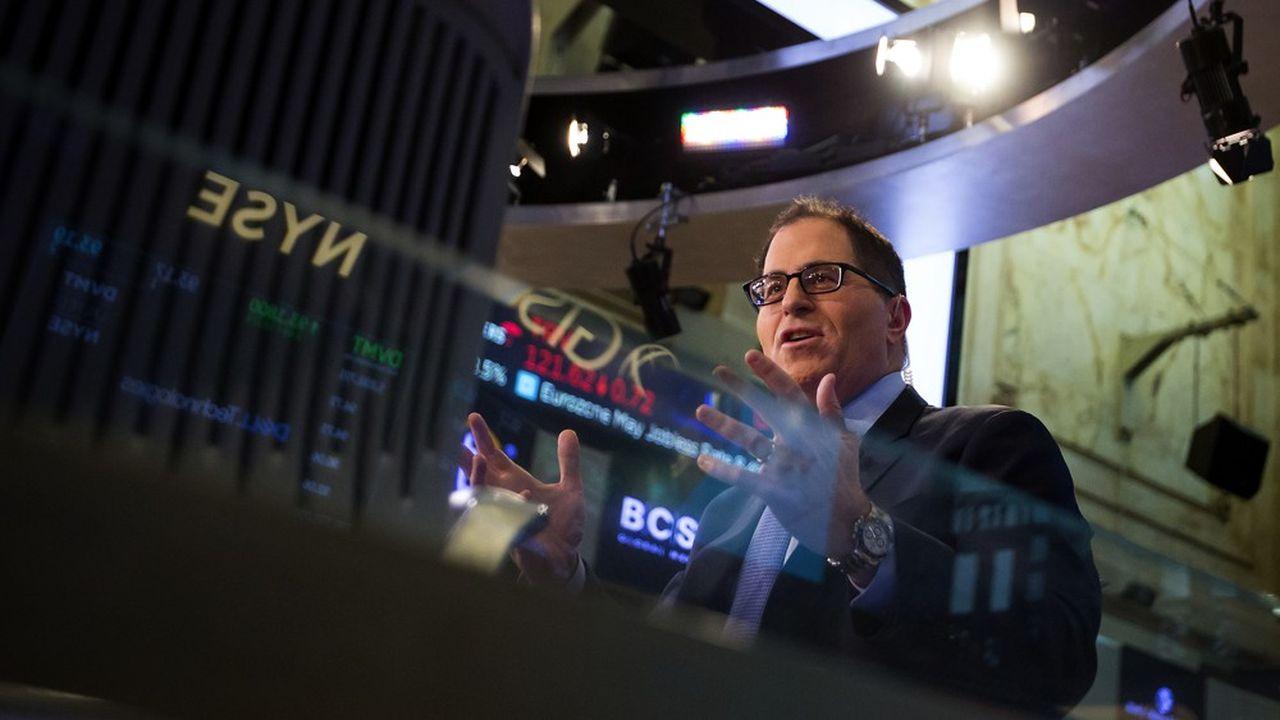 Peu tendre envers les actionnaires, Michael Dell a néanmoins su les rassurer avec les résultats de l'entreprise à son nom.